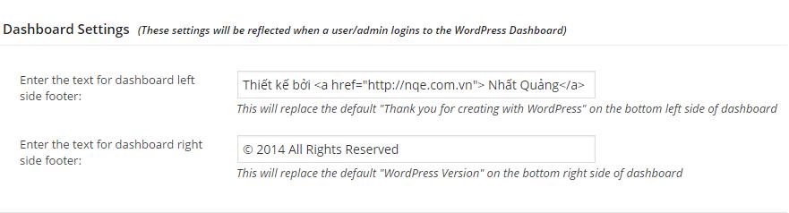 thay doi giao dien trang quan tri wordpress 3