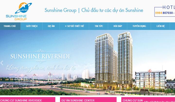 website-sunshine-group