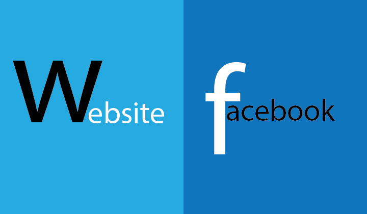 Kết quả hình ảnh cho thiết kế website hay facebook