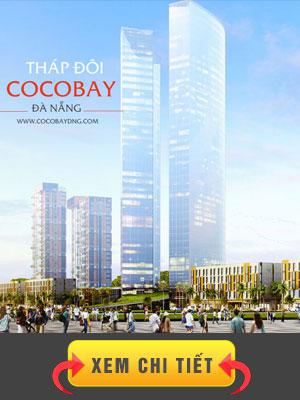 tháp đôi cocobay