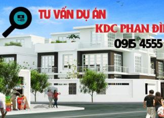 Dự án KDC Phan Đình Phùng Quảng Ngãi
