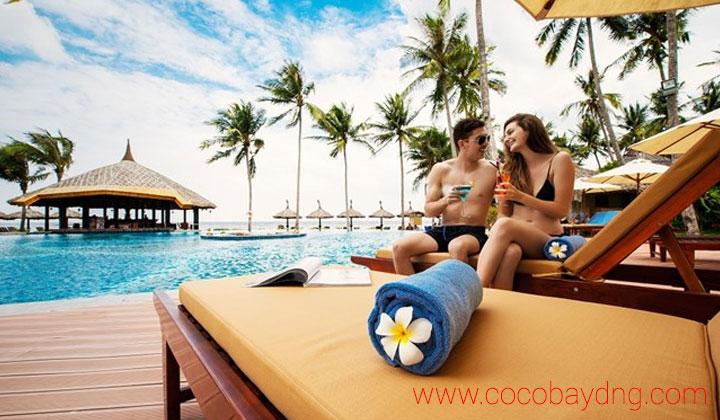 Coco ocean spa resort cocobay da nang